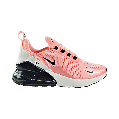 NIKE AIR MAX 270 (GS) Big Kids Shoes Bleached CoralBlack