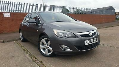 2010 Vauxhall Astra1.6 i VVT 16v SRi 5dr - Auto - Low miles - 1 Previous Owner