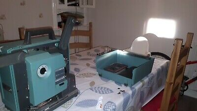 Bell and howell 1592CX filmosound 16mm projector