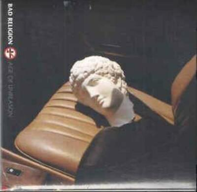 Bad Religion - Age Of Unreason (LP, Album, Cle)