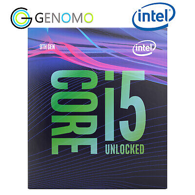 Intel Core i5 9600K Processor 9MB 3.7GHz LGA 1151 6 Core 6 Thread Desktop CPU