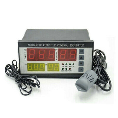 XM18 Full Automatic Incubator Controller Digital Temperature Humidity Thermostat