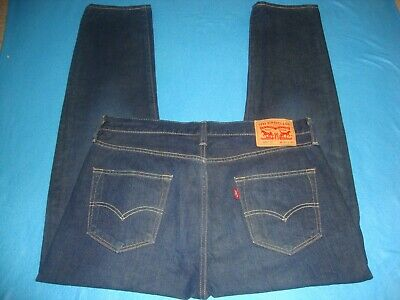 1888afd2 [IMMACULATE] Levis 501CT Men's 34 X 30 Jeans ~ Customized And Tapered Leg  Dark