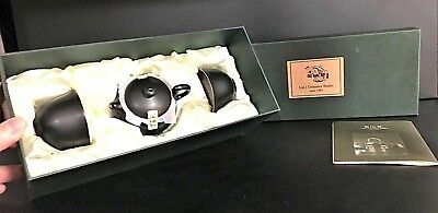 Collectible Brand NEW Limited Edition Luxury Boxed Chinese Kung Fu Tea Set Rare