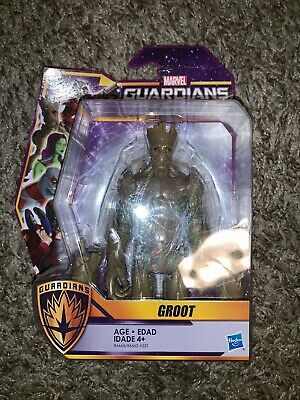 Groot Marvel Guardians Of The Galaxy Marvel Avengers Action Figure Toy Hasbro