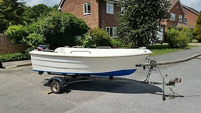 Fishing Boat/Fun Boat 15hp 2 stroke
