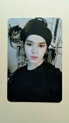 NCT 127 We are Superhuman 4th Album Authentic Official Photocard -  Taeyong *