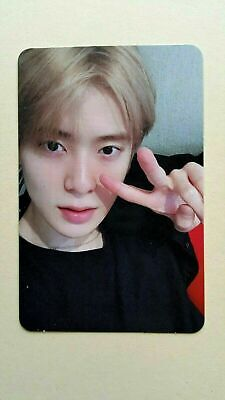 NCT 127 We are Superhuman 4th Album Authentic Official Photocard - Jaehyun *
