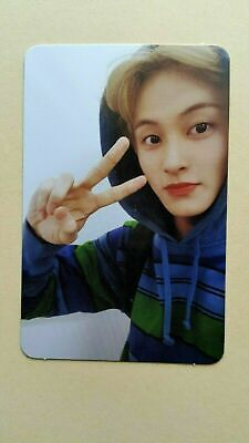 NCT 127 We are Superhuman 4th Album Authentic Official Photocard -  Mark *