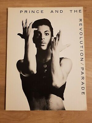 Sheet Music PARADE/ PRINCE AND THE REVOLUTION Music Song Book RARE!