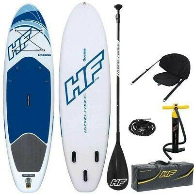 Bestway Hydro-Force SUP Inflatable Paddle Board Oceana 10ft