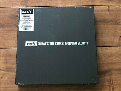OASIS - (What's The Story) Morning Glory *** Limited Edition Super Deluxe Boxset