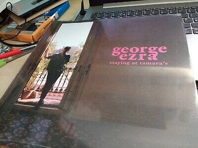 GEORGE EZRA - Staying At Tamara's - New & Sealed (VINYL LP 2018) Shotgun