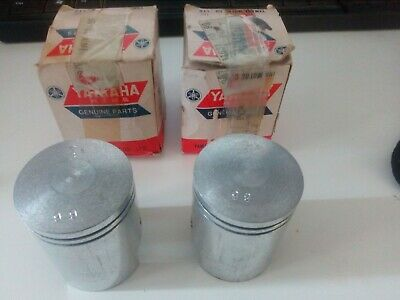 PISTON MOTO YAMAHA 125 AS3 nos