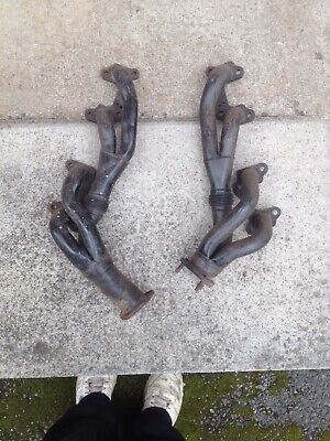 Rover V8 Exhaust Manifolds Steel