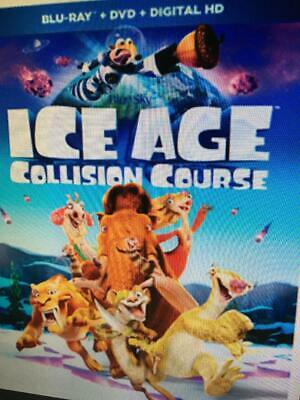 ICE AGE COLLISION COURSE  - Used BLU-RAY Disc ONLY * PLEASE READ DESCRIPTION *