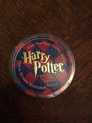 Très rare ! Harry Potter - The Collector Stones Series 1 NEUF