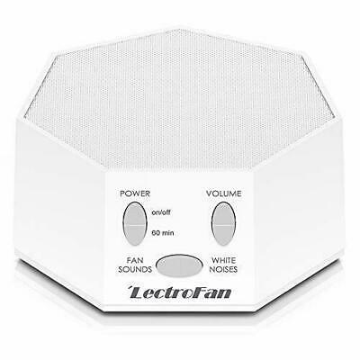 LectroFan High Fidelity White Noise Machine with 20 Unique Non-Looping Fan