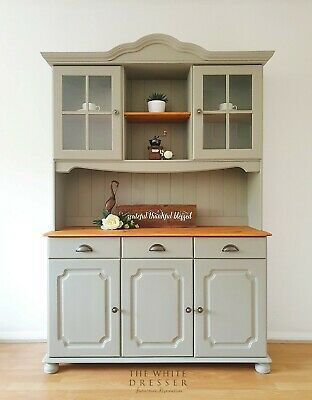 Farmhouse dresser – Welsh dresser – Pine dresser – French dresser