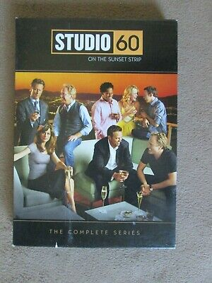STUDIO 60 ON THE SUNSET STRIP The Complete Series (1996, 6-Disc DVD Set)