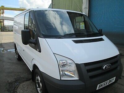 Ford Transit 85 T300  Swb Lr Van  2010 Low Mileage One Company Owner No Vat
