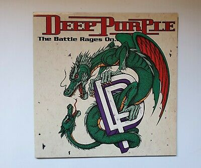 Deep Purple The Battle Rages On Lp 93