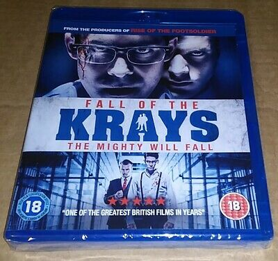 The Fall Of The Krays (Blu-ray)