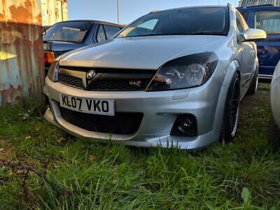 Vauxhall Astra 1.7TDi Sportive Van Modified Coliovers Stanced VXR Front