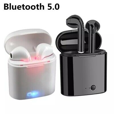 Auriculares Bluetooth i7S TWS Inalambricos IOS, Androide, iPhone, Samsung,huawei