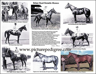 1935 Preakness Stakes OMAHA Glossy 8x10 Photo Willie Saunders Print Poster
