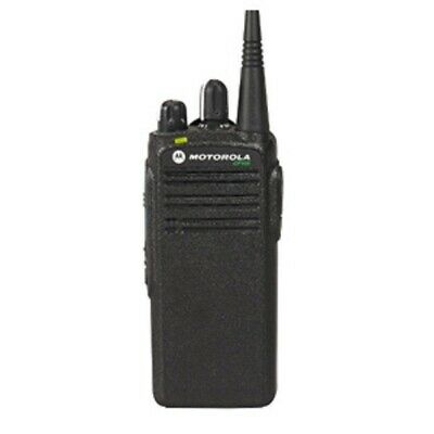 Motorola CP185 UHF Two Way Radio Walkie Talkie Handheld 16 Channel 4 Watt NKP