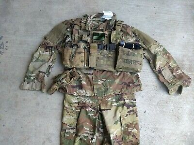 NEW US ARMY - Air Force OCP Uniform Coat and Trouser X-Large