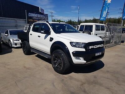 Ford Ranger Wildtrak 4X4 Only 38,000K's Late 2016 3.2L Turbo Diesel Automatic