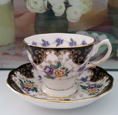 """Royal Albert 100 Years Collection """"Duchess"""" Duo"""