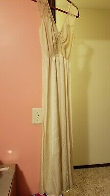 Olga Gown Ivory Size L
