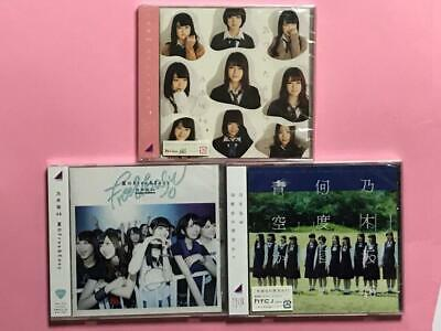 """Nogizaka46 """"3 CD Set"""" All the Signles Released in 2014, Theater Ver,a"""
