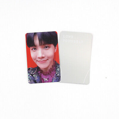 [BTS]LOVE YOURSELF/ 結 ANSWER Official Photocard / 'S' ver. - J-HOPE