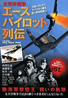World War II Flying Ace Lives Photo Collection Book
