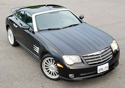 2005 Chrysler Crossfire SRT-6 Crossfire SRT-6 Collector Low Miles, Clear Carfax, Excellent Shape!