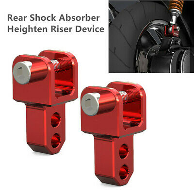 Motorcycle Shock Absorber Booster Rear Riser Heightening Device Modified Parts