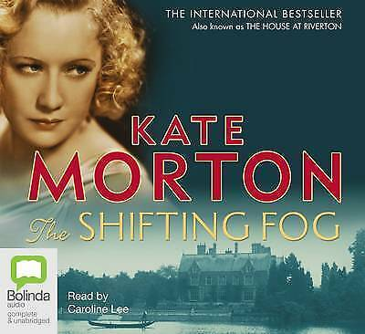 The Shifting Fog by Kate Morton (CD-Audio, 2006) 16 disc set Audio Book