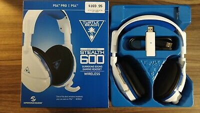 Turtle Beach Stealth 600 Wireless Gaming Headset PS4/PC