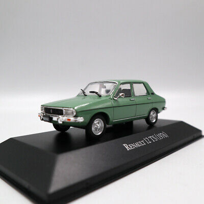 IXO Altaya Renault 12 TS 1976 Diecast Models Limited Edition Collection 1:43 Toy
