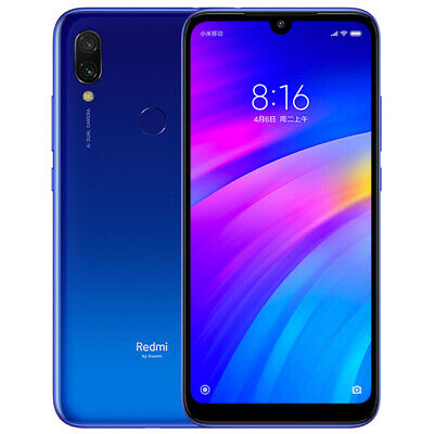 Xiaomi Redmi 7 4GB RAM 64GB ROM Mobile Phone Snapdragon 632  12MP  4000mAh Azul