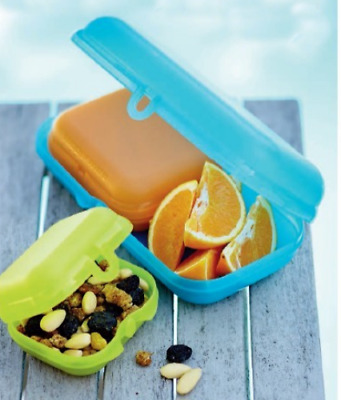 TUPPERWARE Oyster Trio Set 3 x Storage Boxes Special Offer