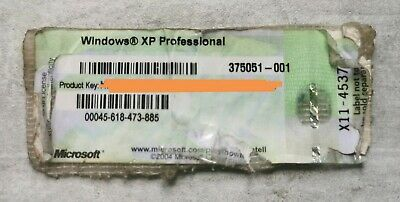 Licence Stickers Windows XP Professionnel