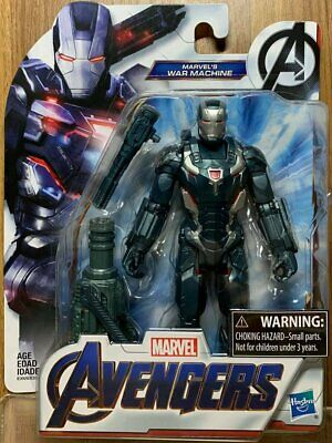 """2019 Marvel Avengers Endgame WAR MACHINE 6/"""" Figure IN HAND RDY TO SHIP"""