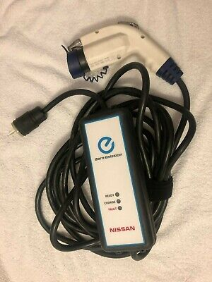 NISSAN LEAF ELECTRIC CAR CHARGER  MODEL NO. 29690 3NA0A  Ford BMW Prius Spark...