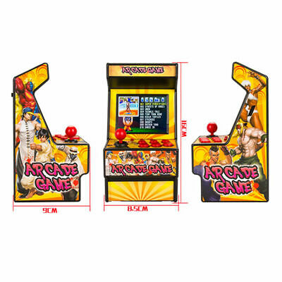 16 Bit Arcade Classic Game videogioco retro 156 giochi Games Player