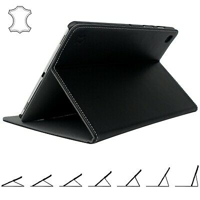 Samsung Galaxy Tab S5e Case Genuine Leather - Smart Book Cover SM-T720 T725 10.5
